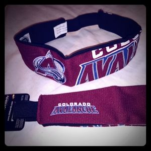 Colorado Avalanche Jersey Fanband Headband